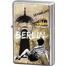 Nostalgic Art Retro zapalovač-Berlin-Street Art