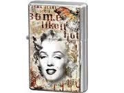 Nostalgic Art Retro zapalovač – Marilyn Monroe