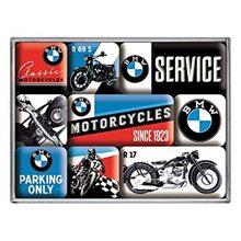 Nostalgic Art Sada magnetů - BMW 1