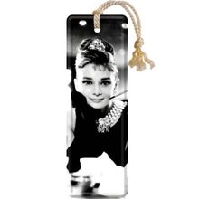 Nostalgic Art Záložka Audrey Hepburn