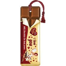 Nostalgic Art Záložka Milk Chocolate