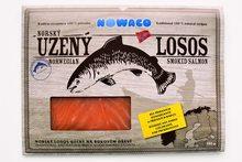 Nowaco  Losos uzený plátkovaný Nowaco Exclusive 150 g