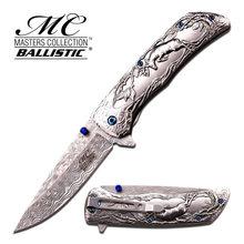 Master Cutlery Zavírací nůž s jelenem MC-A017CH