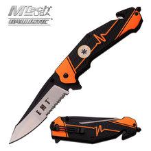 MTech MT-A936EM Spring Assisted Knife