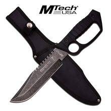 "MTech MTech USA MT-20-59SW FIXED BLADE KNIFE 14"" OVERALL"
