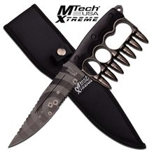 "MTech MTech USA XTREME MX-8142SL FIXED BLADE KNIFE 11.8"" OVERALL"