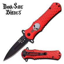 Nůž DARK SIDE BLADES DS-A014RD SPRING ASSISTED