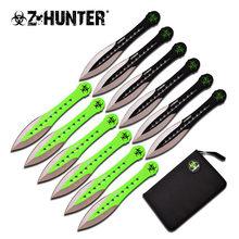 Z Hunter Sada vrhacích nožů 12 kusů + pouzdro