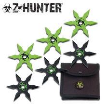 Z Hunter ZB-014 Sada Vrhacích Hvězdic