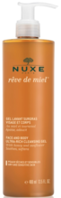 Nuxe Nuxe Reve de Miel Face And Body Ultra-Rich Cleansing Gel 400ml