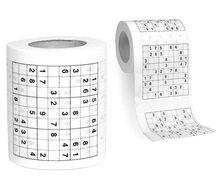 Paper +  Design  Toaletní papír SUDOKU