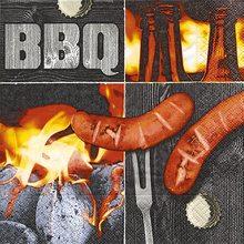 Paper +  Design  Ubrousky BBQ