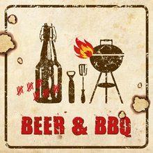 Paper +  Design  Ubrousky Beer & BBQ