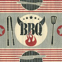 Paper +  Design  Ubrousky Five Star BBQ