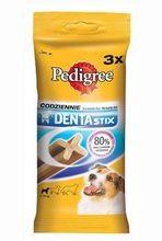 Pedigree Pochoutka Denta Stix Small 3ks 45g prošlá expirace