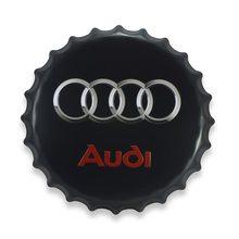 Plechová cedule Audi 40 cm
