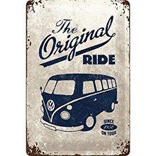 Plechová cedule-The Original Ride