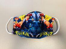 Pokémon Company International Dětská rouška POKÉMON