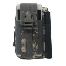 POLO Vicuna Pánská taktická taška na mobil camo