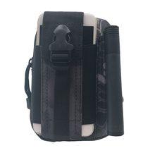 POLO Vicuna Pánská taktická taška na mobil černá