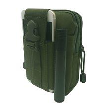 POLO Vicuna Pánská taktická taška na mobil zelená