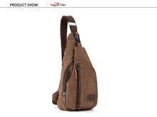 POLO Vicuna Praktický batoh pro muže hnědý