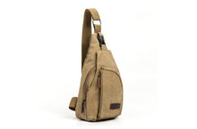 POLO Vicuna  Praktický batoh pro muže khaki