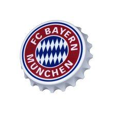 Premier League Plechová cedule Bayer Munchen 40 cm