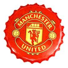Premier League Plechová cedule Manchester United 40 cm