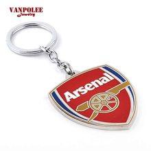 Premier League Přívěsek na klíče FC Arsenal kovový