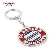 Premier League Přívěsek na klíče FC Bayern Mnichov kovový