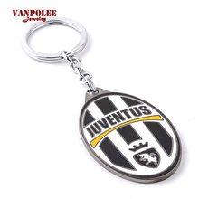 Premier League Přívěsek na klíče Juventus Kovový