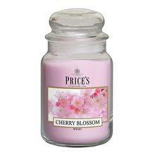 Price\'s Candles Price's Candles Svíčka ve skleněné dóze Price´s Candles Třešňový květ, 630 g