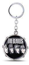 Přívěsek na klíče Beatles Silver