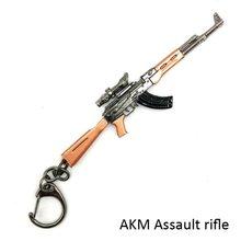 Přívěšek na klíče PUBG AKM Assalult rifle