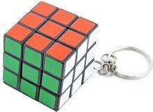 Přívěsek na klíče Rubikova kostka