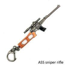 PUBG Přívěšek na klíče PUBG ASS Sniper rifle