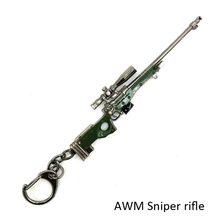 PUBG Přívěšek na klíče PUBG AWM Sniper rifle