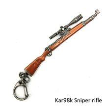 PUBG Přívěšek na klíče PUBG Kar98k Sniper rifle