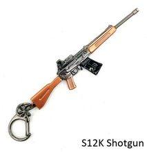 PUBG Přívěšek na klíče PUBG S12K Shotgun