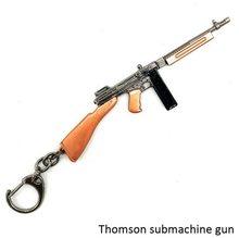 PUBG Přívěšek na klíče PUBG Thomson submachine gun