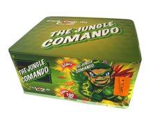 Pyrotechnika Pyrotechnika Kompakt 100ran / 25mm Jungle Comando
