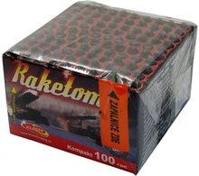 Pyrotechnika Pyrotechnika Kompakt 100ran Raketomet