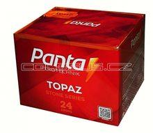 Pyrotechnika Pyrotechnika Kompakt 24ran / 20mm Topaz
