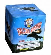 Pyrotechnika Pyrotechnika Kompakt 25ran / 20mm Falcon Rising