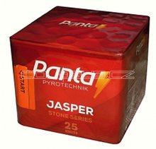 Pyrotechnika Pyrotechnika kompakt 25ran / 25mm Jasper