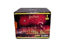 Pyrotechnika Pyrotechnika Kompakt 64 ran / 23mm Dragon Show