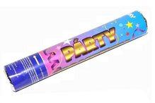 Pyrotechnika Vystřelovací párty konfety 28 cm