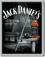 Retro Plechová cedule Jack Daniels