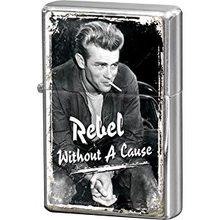Retro zapalovač -  James Dean